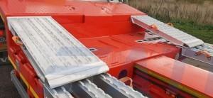 Алюминиевые проставки и трапы