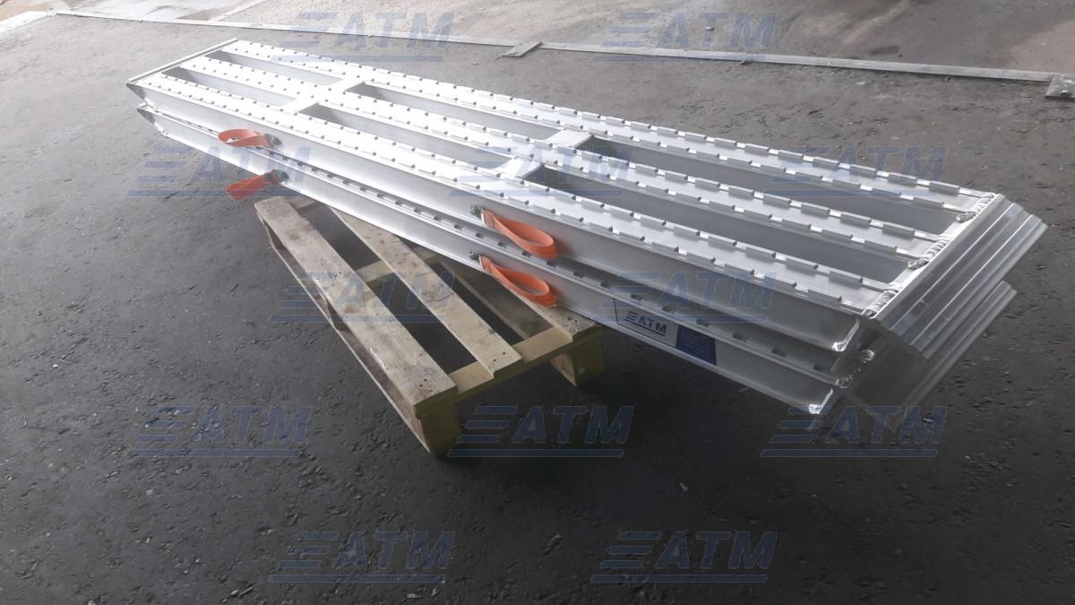 Алюминиевая аппарель № 10.250.50.06