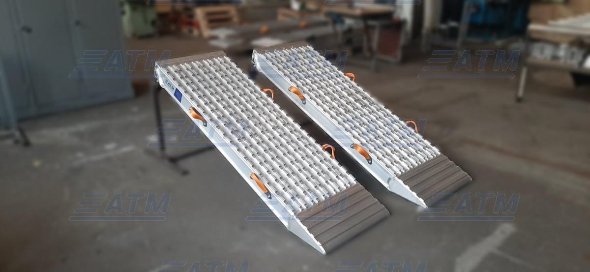 Алюминиевая аппарель № 14.190.50.10